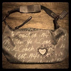 🔥Coach Poppy Shoulder bag